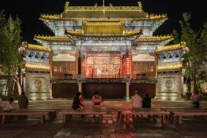 Beijing GuBei Water town Great Wall Yuanzhu Sweet Apartment, Apartments  Miyun - big - 28