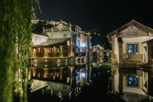 Beijing GuBei Water town Great Wall Yuanzhu Sweet Apartment, Apartments  Miyun - big - 29