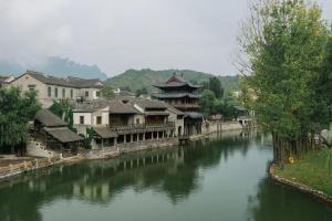 Beijing GuBei Water town Great Wall Yuanzhu Sweet Apartment, Apartments  Miyun - big - 30
