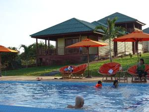 Ratanakiri Paradise Hotel & SPA, Hotels  Banlung - big - 74