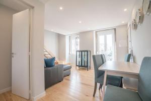Graceful Duplex Apartment