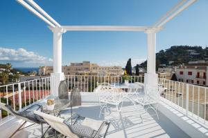 Casa Di Capri, Отели типа «постель и завтрак»  Капри - big - 14