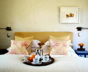 The Cottage @ Montpellier, Виллы  Франсхук - big - 20