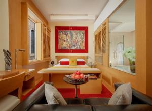 Hotel Raphael – Relais & Châteaux, Hotely  Rím - big - 11