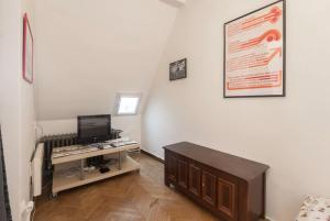 Velvet Revolution Apartment
