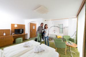 Hotel Rockenschaub - Mühlviertel, Отели  Либенау - big - 61