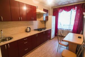 Apartment on prospekt Dzerzhinskogo