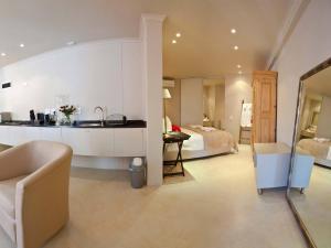 Suite independiente con sofá cama
