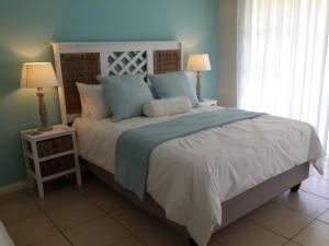 Deluxe-suite med queensize-seng