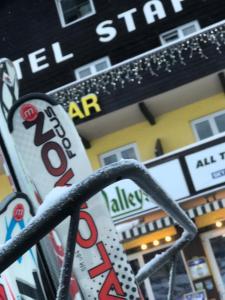 Hotel Staffler, Szállodák  Niederau - big - 47