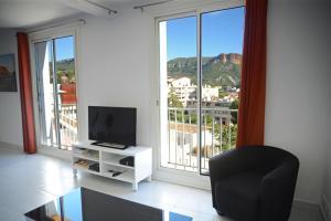 Le Bosquet, Apartments  Cassis - big - 9