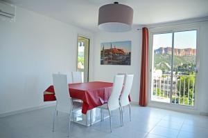 Le Bosquet, Apartments  Cassis - big - 13