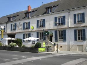 Logis Hostellerie Du Cheval Blanc, Отели  Сент-Мор-де-Тур - big - 26