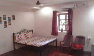 Goan Portuguese Villa, Ville  Saligao - big - 12
