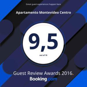 Apartamento Montevideo Centro, Ferienwohnungen  Montevideo - big - 38