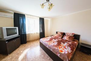 Apartment Red on ulitsa Tereshkovoy 10/2