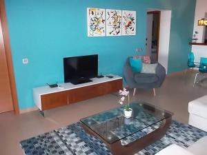 Mar da Luz, Algarve, Apartmány  Luz - big - 12