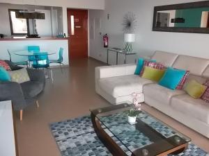 Mar da Luz, Algarve, Apartmány  Luz - big - 15