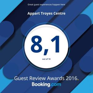 Appart Troyes Centre