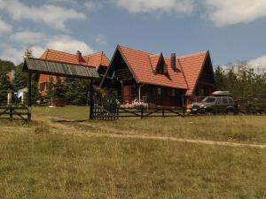 Chalet Four Season, Horské chaty  Zlatibor - big - 18