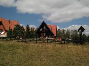 Chalet Four Season, Horské chaty  Zlatibor - big - 19