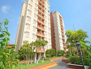 Apto Guarujá - Praia da Enseada, Appartamenti  Guarujá - big - 23