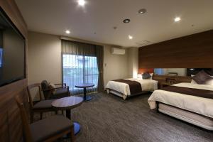 The Hedistar Hotel Narita, Отели эконом-класса  Нарита - big - 9