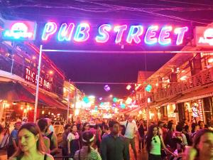 Siem Reap Pub Hostel, Ostelli  Siem Reap - big - 98
