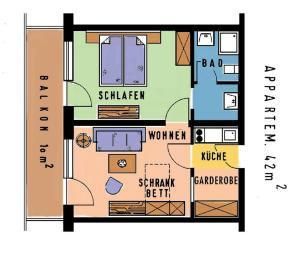 Appartementhaus Josef
