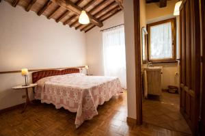 Borgo Santa Cristina, Venkovské domy  Castel Giorgio - big - 1