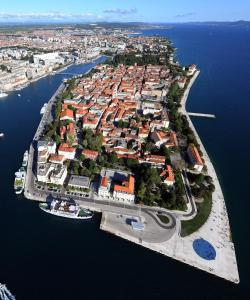 Boutique Hostel Forum, Hostels  Zadar - big - 32