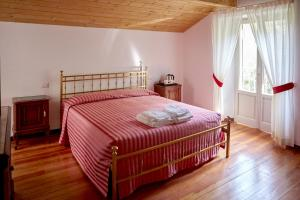 La Villa del Lago, Bed and breakfasts  Ghirla - big - 17