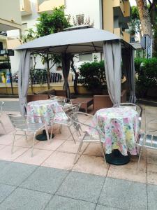 Hotel Fucsia, Hotely  Riccione - big - 35