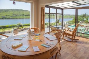 Ocean Villa Country Home, Bed and Breakfasts  Clifden - big - 60