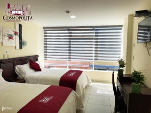 Hotel Cosmopolita Ambato, Szállodák  Ambato - big - 33