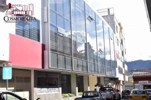 Hotel Cosmopolita Ambato, Szállodák  Ambato - big - 27