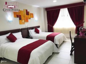 Hotel Cosmopolita Ambato, Hotels  Ambato - big - 14