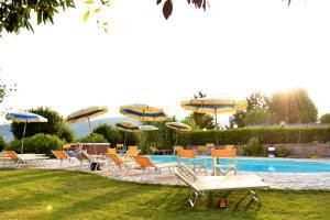 Casa Di Campagna In Toscana, Vidiecke domy  Sovicille - big - 83