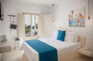 Muses, Apartments  Aegiali - big - 7