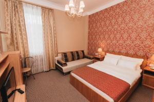 Apartment at Lermontova 15-2, Apartmanok  Jekatyerinburg - big - 1
