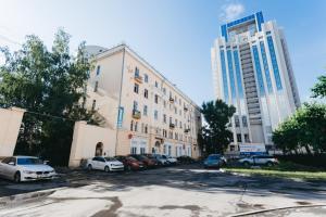 Apartment at Lermontova 15-2, Ferienwohnungen  Yekaterinburg - big - 7