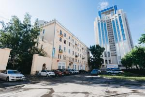 Apartment at Lermontova 15-2, Апартаменты  Екатеринбург - big - 7