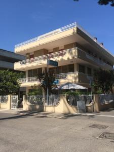 Hotel Fucsia, Szállodák  Riccione - big - 25