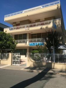 Hotel Fucsia, Hotely  Riccione - big - 26