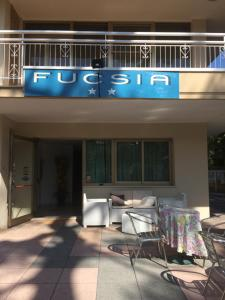 Hotel Fucsia, Hotely  Riccione - big - 32