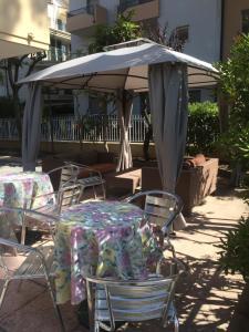Hotel Fucsia, Hotely  Riccione - big - 33