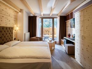 Hotel Garni Minigolf, Отели  Ледро - big - 37