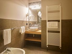 Hotel Garni Minigolf, Отели  Ледро - big - 35