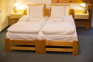 Yaffe Bagilboa, Отели типа «постель и завтрак»  Gan Ner - big - 3