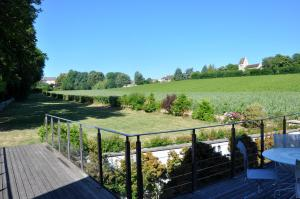 Le Clos du Mont d'Hor, Hotely  Saint-Thierry - big - 43